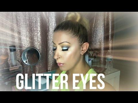 Glitter Eyes | Makeup Tutorial