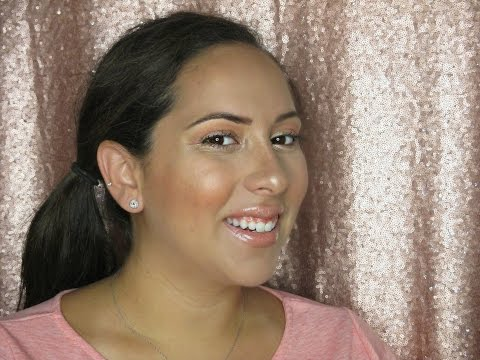 Baby Shower Makeup Tutorial   Live Model