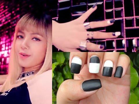 KPOP Nails: BLACKPINK '붐바야'(BOOMBAYAH) Lisa + Giveaway