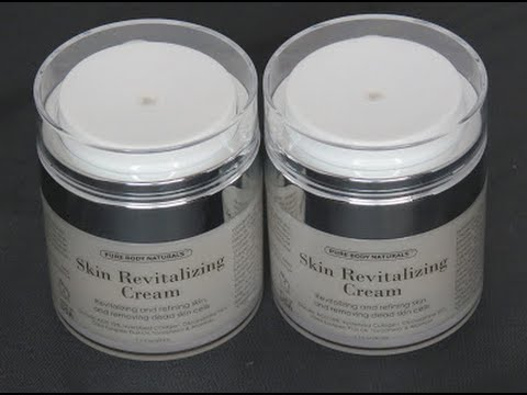 Product Review Featuring Skin Revitalizing Cream From Pure Body Naturals