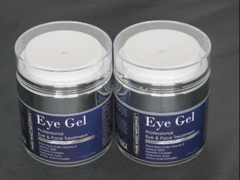 Product Review Featuring Eye Gel From Pure Body Naturals
