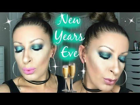 Fun & Flirty New Years Eve | Makeup Look