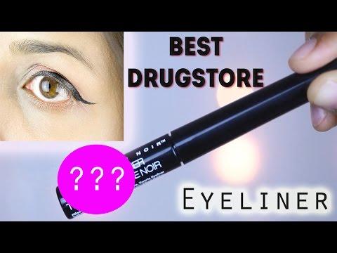 Best Drugstore Everyday Use Eyeliner || DenDiva