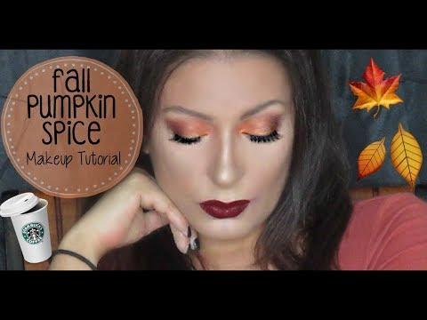 Fall Pumpkin Spice | Makeup Tutorial