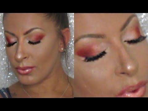 Cranberry Halo   Anastasia Beverly Hills   Modern Renaissance Makeup Tutorial