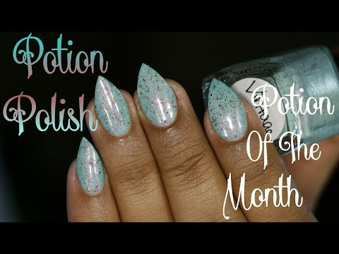 Potion Polish: Potion Of The Month(June 2017) | Review & Swatches