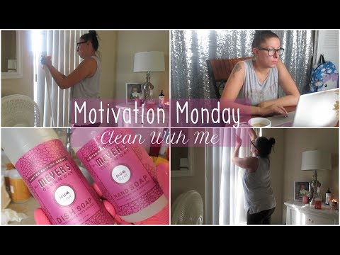 Major Cleaning Motivation   Clean With Me   Bedroom + Kitchen
