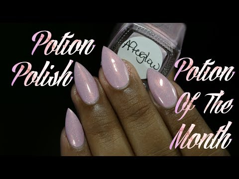 Potion Polish: Potion Of The Month(July 2017) | Review & Swatches