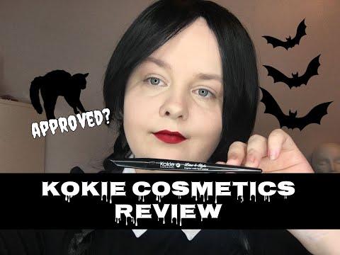 Kokie Cosmetics | Line & Style Longwear Matte Liquid Eyeliner | Review