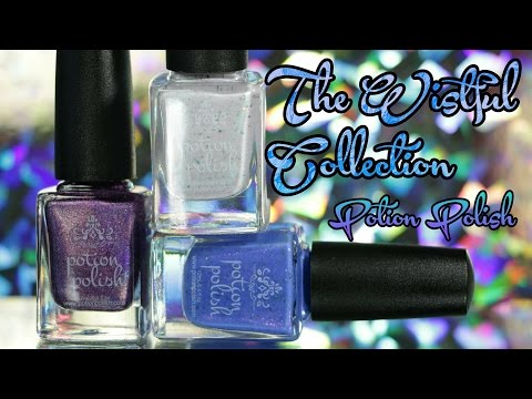 Potion Polish Wistful Collection 2017 | Review & Swatches