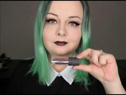 Product Review Featuring Palladio Beauty Velvet Matte Metallic Cream Lip Color