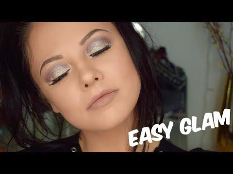 Cool Toned Smokey Eye Makeup Tutorial | Danielle Scott