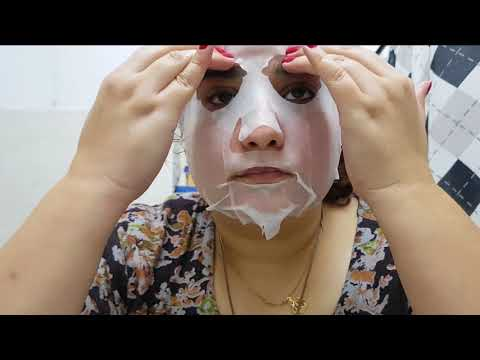 The Face Shop Real Nature Pomegranate Mask - Korean Sheet Mask of the Week