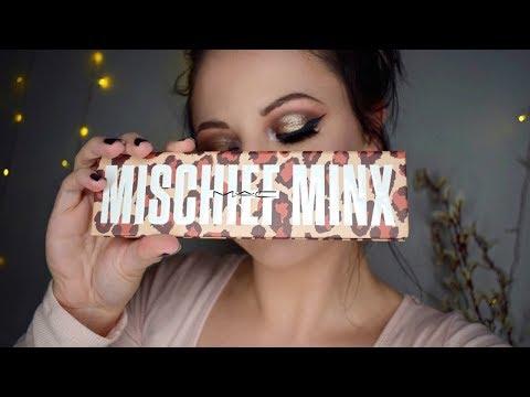 Mac - Mischief Minx Tutorial | Danielle Scott