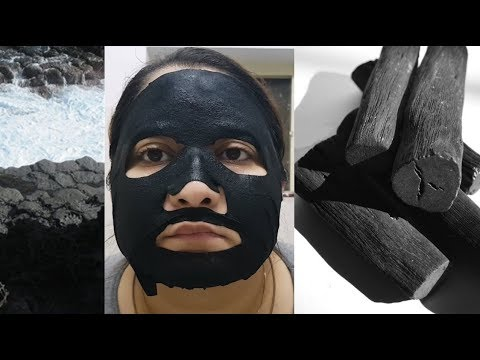 Ciracle From Jeju Volcanic Pore Tightening Sheet Mask & Demo - KBEAUTY