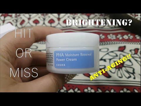 COSRX PHA Moisture Renewal Power Cream  | Korean Skincare