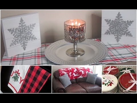 Decorate With Me For Christmas 2017   Home Decor + Clean With Me