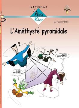 Bande dessinée - L'améthyste pyramidale
