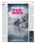 Shan Yu  el villano de Mulan