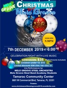 Christmas with Melo Groove Steel Orchestra
