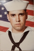 Dad in the Navy, 1986