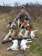 My son Peter..had 2 rabbits that went for a trip.around the country