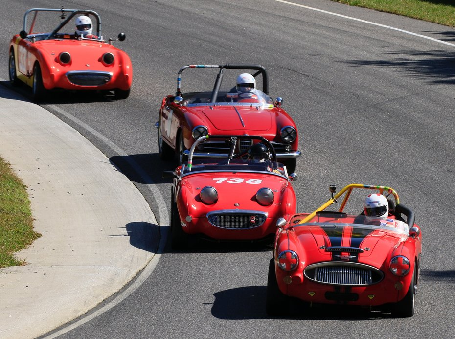 VSCCA - Fall Racing