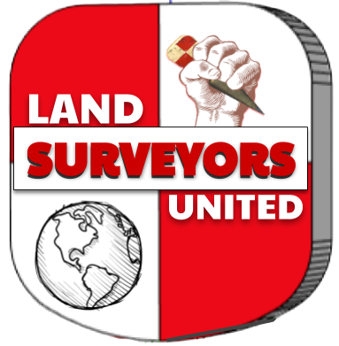 Land Surveyors United - Surveying Community & Forums Logo