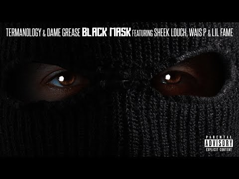 "Termanology & Dame Grease ""Black Mask"" Official Video"