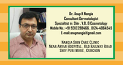 Dr Anup K Nangia - Best Dermatologist in Gurgaon