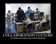 collabortion culture