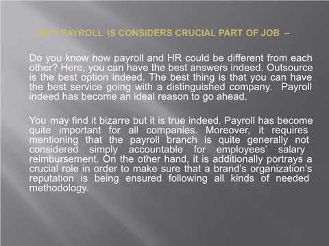 Payroll Service in Delhi