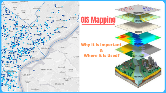 What are the six components of GIS?
