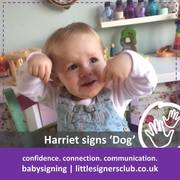 FREE baby signing taster