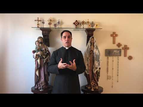 Consecration to St. Joseph (Fr. Calloway)
