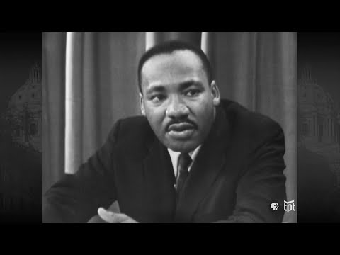 Martin Luther King Jr: The Lost 1959 Broadcast