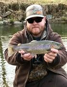 "14.5"" Rainbow Trout (11-19-19)"