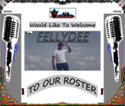 DG Records Signing announcement! For FELLYDEE