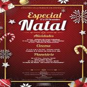 CRIANÇAS: Especial Natal - atividades - cinema - planetário