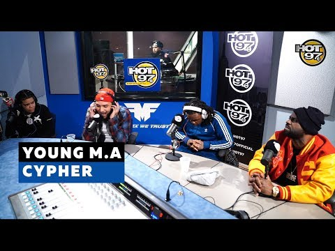 Young M.A 's Red Lyfe Freestyle @YoungMA @MAX_YB @itskorleone