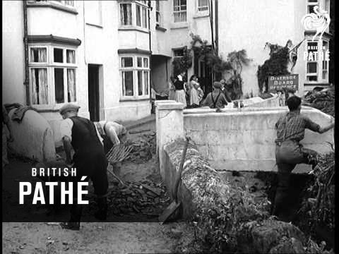 Holiday Washout (1958)