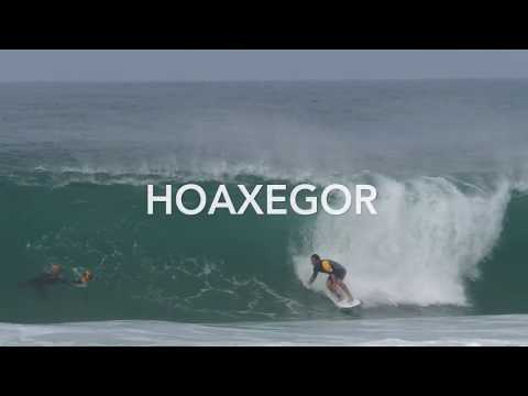 Hoaxegor is Hossegor.......this is it.