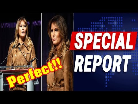 After Melania Gets B.ooed In Baltimore – She Silences Them With A Classy Comeback