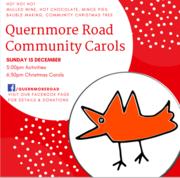 Quernmore Road Community Christmas Carols