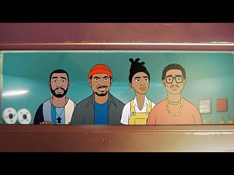 James BKS -  'New Breed' feat. Q-Tip, Idris Elba & Little Simz (Official Music Video)