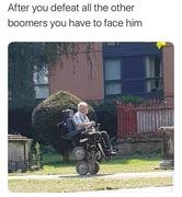Enter the Boomer