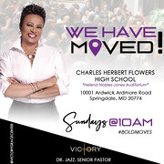 "Victory Grace Center Sunday Church Services by Senior Pastor DR. JASMIN ""JAZZ"" SCULARK"