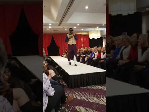 DC Fashionweek live performance - Septimius the great