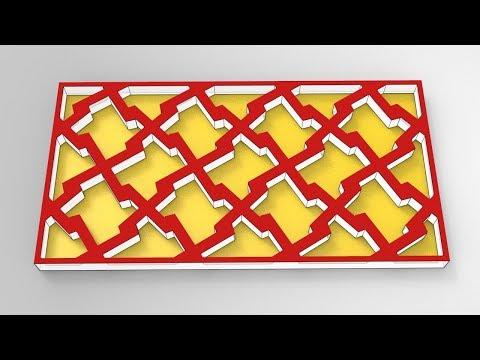 Panel Pattern #2