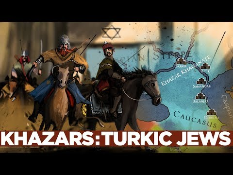Khazars: History of the Jewish Turkic Nomads
